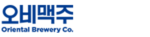 OB맥주 (logo)