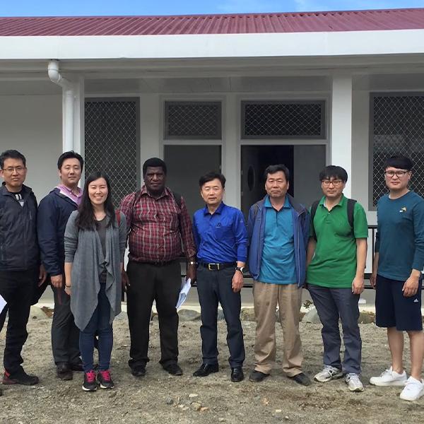 Koica 파푸아뉴기니 사업보고 thumbnail